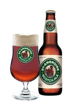 St-Ambroise Scotch ale 2012