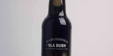 Harviestoun ODA 30 bottle Petit