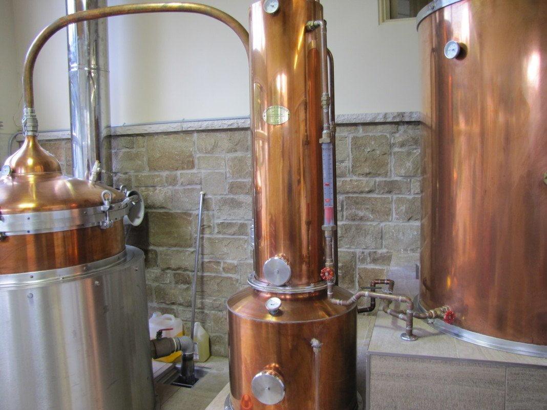 Le domaine lafrance devient la toute premi re distillerie pouvoir vendre se - Distillerie a vendre ...