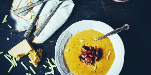 Soupe au fromage - Les recettes Unibroue
