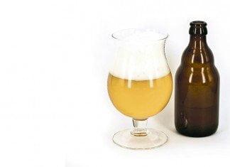 levures belges en bouteille