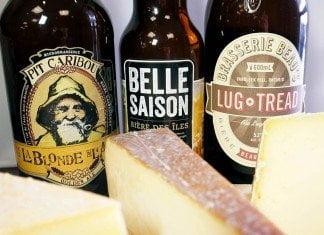 Bières et fromages - Blonde douce