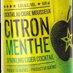 Citron menthe