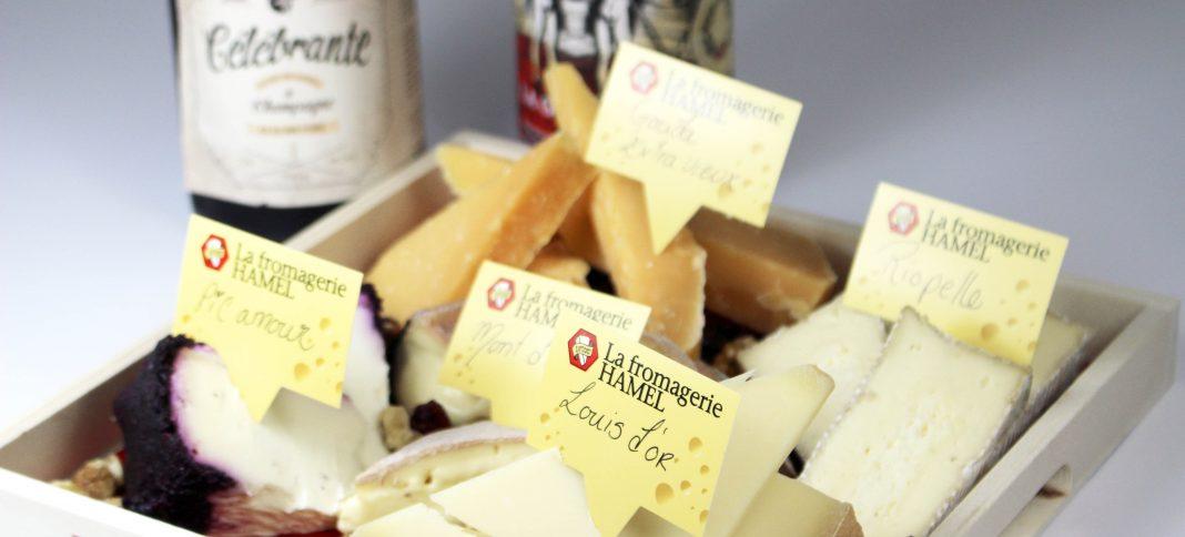 Bières de Noël et fromages