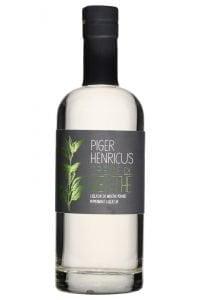Une bouteille de Piger Henricus Menthe