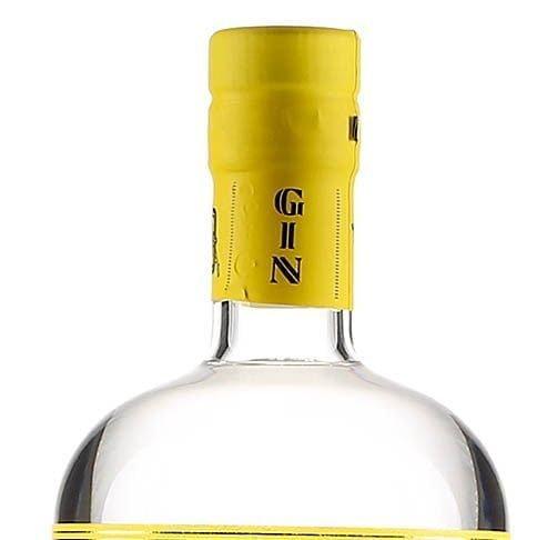 Une bouteille de Dandy gin