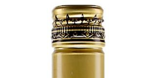 Une bouteille de gin thuya